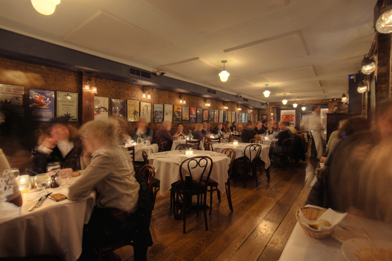 joe allen restaurant new york city